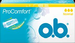 Упаковка o.b.<sup>®</sup>ProComfort<sup>®</sup>