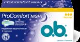 ночные тампоны ob procomfort_night_normal