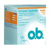 o.b Compact Applicator Super